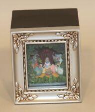 Olszewski Gallery of Light Disney Alice in Wonderland A Mad Tea Party Box COA