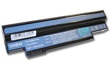 BATERIA 4400mAh negro para Acer ASPIRE One UM09G41, UM09G51, UM09H31, UM09H41