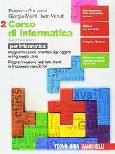 9788808663856 Corso di informatica. Per le Scuole superiori. Con e-book: 2 - Fio