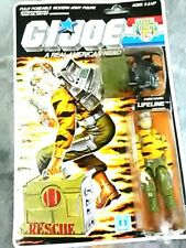 GI Joe LIFELINE Tiger Force 1988 MOC Hasbro Vintage Factory Sealed Action Figure