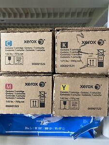 GENUINE NEW XEROX 006R01521 (BLACK) COLOR Toner WorkCentre 550 560 570 C60 C70