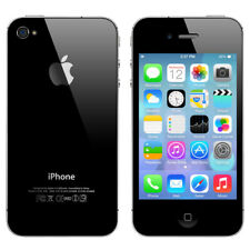 Apple iPhone 4s 16GB Black AT&T Smartphone Touchscreen