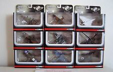 "THE CORGI COLLECTION, ""90 YEARS OF THE ROYAL AIR FORCE"", SET OF 9"