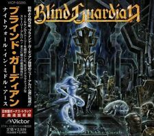 BLIND GUARDIAN Nightfall In Middle-Earth +2 FIRST JAPAN CD OBI VICP-60295