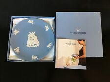 "Wedgewood 2001 Nativity Christmas Plate 7 1/2"" In Original Box"