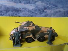 1/43 Solido Military (France) SdKfz 232 bussing   #6051 with figure