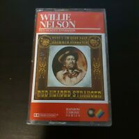 Willie Nelson Red Headed Stranger Cassette Music Vintage Classic