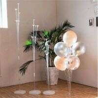 Balloons Column Stand Display Base Tube Baby Shower Birthday Wedding Party Decor