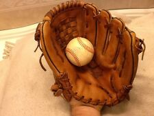 "Nike 11.5"" Pro Gold 1150 Baseball Glove Right Handed Throwing"