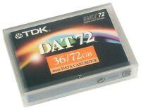 Cartuccia Dati TDK DAT72 36/72GB Dati Nastro DC4-170S