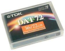 Datos Cartucho TDK DAT72 36/72gb Datos Cinta dc4-170s