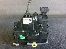 FIAT PUNTO FRONT DOOR LOCK MECHANISM LEFT SIDE 51797565 2006-2012