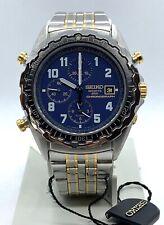 Reloj Seiko Sport 200 chronografo alarma 7T32-7D30 Años 80