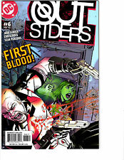 10 Outsiders Dc Comic Books # 6 7 8 9 10 11 12 13 14 15 Shazam Nightwing Bh10