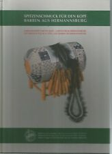 German Folk Costume Book Head Wear Lace Making Lappets Photos With Patterns