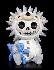 Furry-Bones Figur - Igel-Kostüm Skulptur Statue Sammelfigur Furrybones