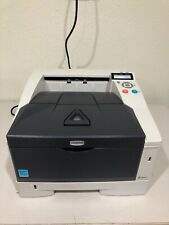 Kyocera ECOSYS P2135dn laser workgroup printer under 8,300 page count!