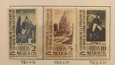 Mexico Mint Stamp Lot - 1940's