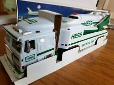 Hess 1999 Space Shuttle Satellite Toy Truck