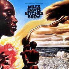 MILES DAVIS - BITCHES BREW 2 CD  7 TRACKS JAZZ   NEU
