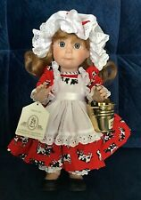 """Polly Esther """"Hershey'S Country Girl"""" Vinyl Doll by Lee Middleton"""