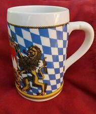 Apollo 15 Commander Al Worden Commemorative German Ceramic Beer Stein