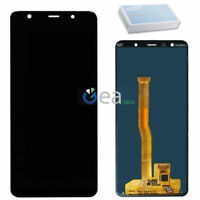SAMSUNG Display LCD Originale + Touch Screen Per Galaxy A7 2018 SM-A750F