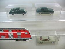 H431-0,5# 3x WIKING Ford Capri, 12 M, NEUW