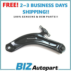OEM ! CONTROL ARM LOWER LEFT FOR 14-19 NISSAN ROGUE # 54501-4BA0A