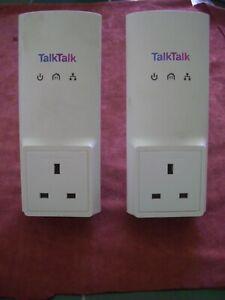 2 x D-LINK POWERLINE ADAPTERS, TalkTalk, BT, Sky, DHP-P326AV