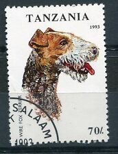 TIMBRE CHIEN WIRE FOX TERRIER