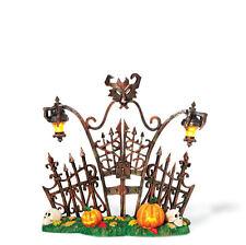 SVH GOTHIC GATE Snow Village Halloween Dept 56 Accessory 800027 NEW D56