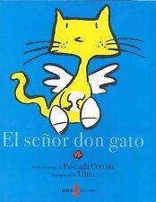 El Senor Don Gato by Pascuala Corona (Paperback, 2007)