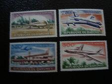 DAHOMEY - timbre - yvert et tellier aerien n° 24 a 27 n** (A7) stamp
