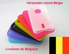 Top  HOUSSE COQUE ETUI  SILICONE IPHONE4S/ 4G  7 Colors Pour chose