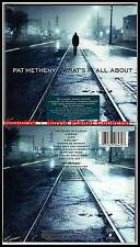 "PAT METHENY ""What's It All About"" (CD Digipack) 2011 NEUF"