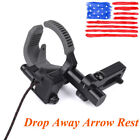 Drop Away Arrow Rest Down Draft Cable Driven Full Containment HighSpeed Landing