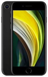 Apple iPhone SE 2nd Gen. - 256GB - Black (BRAND NEW SEALED) (Unlocked) (CA)