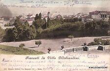 # FRASCATI DA VILLA ALDOBRANDINI (2)  - 1905