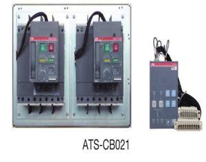 New ABB Transfer switch with breaker model ATS630S-CB021 R630 4P
