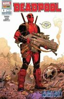 Deadpool N° 1 (120) - Panini Comics - ITALIANO NUOVO #NSF3