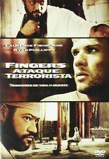 PELICULA DVD FINGERS ATAQUE TERRORISTA PRECINTADA
