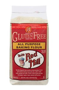 BOB'S RED MILL ALL PURPOSE BAKING FLOUR GLUTEN FREE COOKING  22 ounce bag