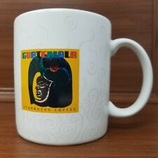 Starbucks Guatemala coffee mug