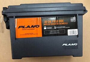 Plano Field/Ammo Box   Heavy-Duty Storage Case for Hunting and Shooting Ammo