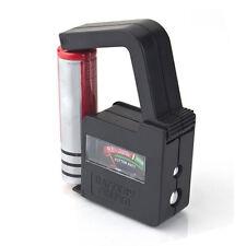 AAA/AA/C/D/1.5V/9V Universal Button Cell Battery Volt Tester Checker BT-860