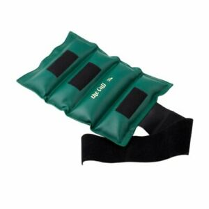 The Cuff Deluxe Ankle and Wrist Weight - 25 lb - Green
