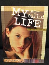My So-Called Life The Complete Series 6-Disc Dvd 2007 Vg Danes Cruz Armstrong