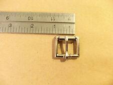 "#Z75 3/4"" Nickel Plated / Zinc Roller Buckle (Pack Of 25)"