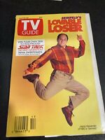 TV Guide April 23 - 29, 1994 Pre Owned Used Seinfeld's George C. cover